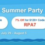 Group logo of RSorder Summer Party: Chance to Gain Cheap RS Gold with 7% Off until Aug 5