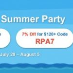 Group logo of Grab Chance to Obtain RSorder Summer Party Up to 7% Off Cheap RuneScape Gold until Aug 5