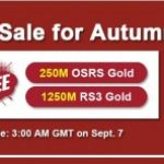 Group logo of Get Ready to Enjoy RSorder Early Autumn 2020 Free RSGold on Sept 7