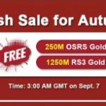 Group logo of Simply Gain Free Cheap RS Gold in Autumn Flash Sale on RSorder Sept 7