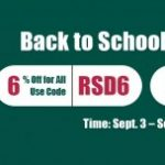 Group logo of Join in RSorder Back to School 2020 Promo to Acquire RS 2007 Gold with 6% Off Now