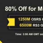 Group logo of Take Precious Chance to Get RSorder 80% Off OSRS Gold for Sale for Black Friday
