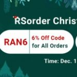 Group logo of Apply RSorder Xmas Carnival 6% Off Code RAN6 to Acquire RS07 Gold until Dec 25