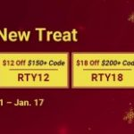 Group logo of Up to $18 Voucher for Runescape 2007 Gold Offered on RSorder as New Year Treat